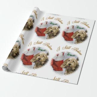 Otterhound-Weihnachten Geschenkpapier