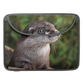 Otternahaufnahme Sleeve Für MacBook Pro