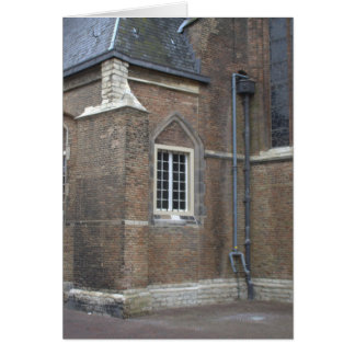 Oude Kerk, Delft Grußkarte