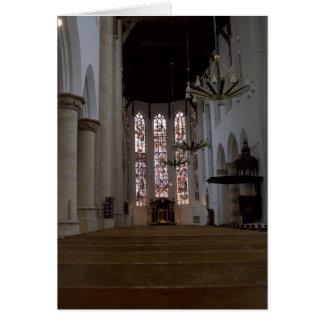 Oude Kerk, Delft Grußkarten