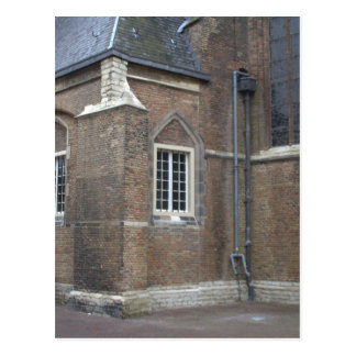 Oude Kerk, Delft Postkarte