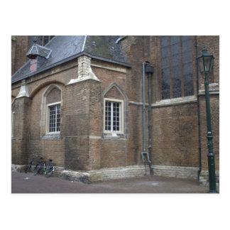 Oude Kerk, Delft Postkarten