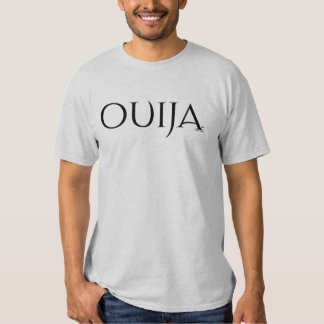 Ouija Logo Hemd