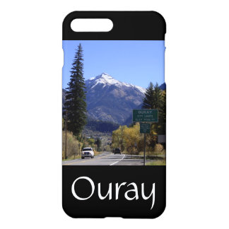 Ouray iPhone 7 Abdeckung iPhone 8 Plus/7 Plus Hülle