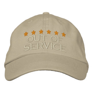 OUT OF SERVICE - 003 BESTICKTE BASEBALLCAPS