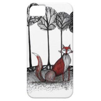 Outfox den Fuchs Hülle Fürs iPhone 5
