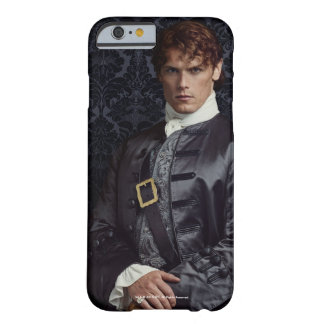 Outlander | Jamie Fraser - Porträt Barely There iPhone 6 Hülle