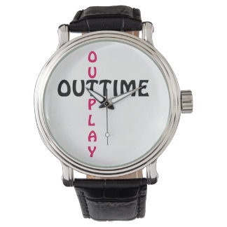 outtime - outplay armbanduhr