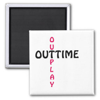 outtime - outplay quadratischer magnet