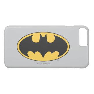 Ovales Logo 2 Batman-Symbol-| iPhone 8 Plus/7 Plus Hülle