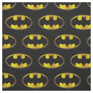 Ovales Steigungs-Logo Batman-Symbol-| Stoff
