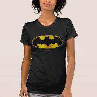 Ovales Steigungs-Logo Batman-Symbol-| T-Shirt