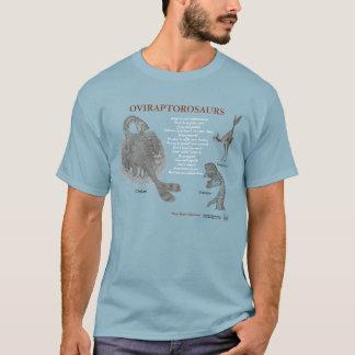 Oviraptor Ihr inneres Dinosaurier-Shirt Gregory T-Shirt