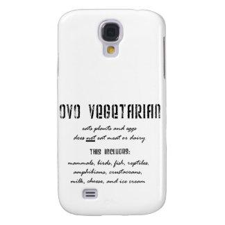 Ovo Vegetarier Galaxy S4 Hülle