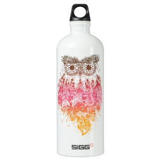 Owl Dream catcher Aluminiumwasserflasche