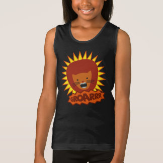 OWLIE BOO - Lion Tank Top
