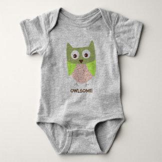 OWLSOME - FANTASTISCHE Babyausstattung Baby Strampler