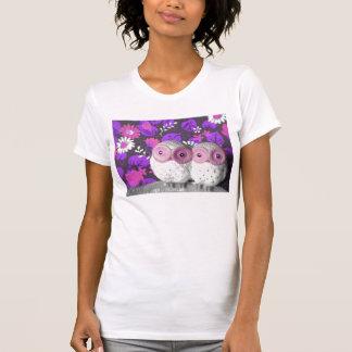 Owlways durch Ihre Seite T-Shirt