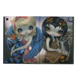 """""""Owlyn und Robyn"""" iPad Air ケース"""