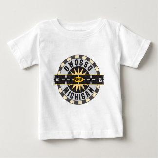 Owosso, Flughafen MI RNP Baby T-shirt