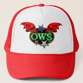 OWS Operation Wall Street schließen sich der Truckerkappe