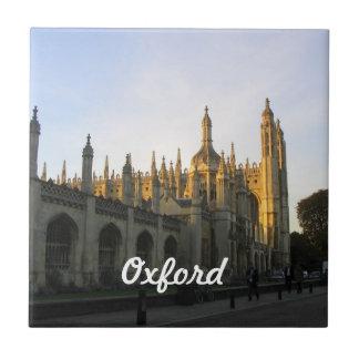 Oxford-Fliese Kleine Quadratische Fliese