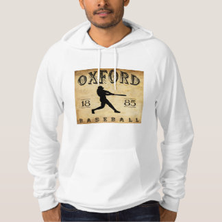 Oxford-North Carolina-Baseball 1885 Hoodie