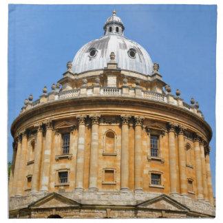 Oxford, Oxfordshire, England Stoffserviette