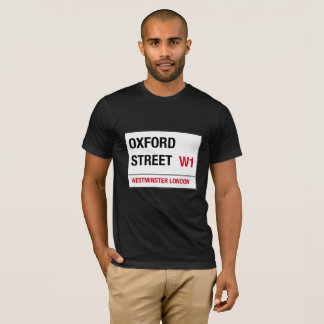 Oxford-Straße Westminster London W1 T-Shirt