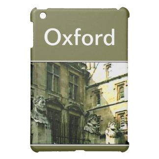 Oxford-Verschluss die MUSEUM Zazzle Geschenke iPad Mini Hülle