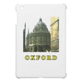 Oxfordschnappschuß 143 Gelb 1986 das MUSEUM Zazzle iPad Mini Hülle