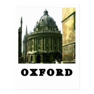 Oxfordschnappschuß 143 Schwarzes 1986 das MUSEUM Postkarte