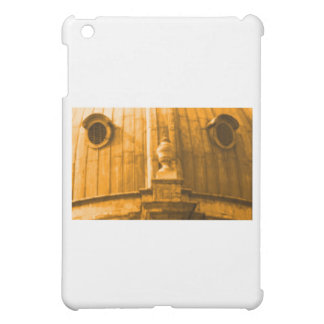 Oxfordschnappschuß 163 Gold 1986 der MUSEUM Zazzle iPad Mini Hüllen