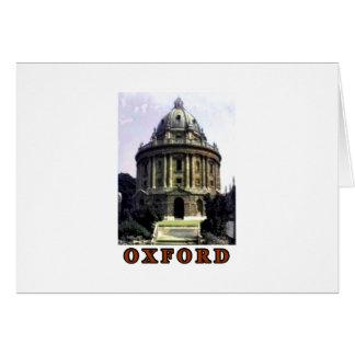 Oxfordschnappschuß 1986 198 Brown das MUSEUM Karte