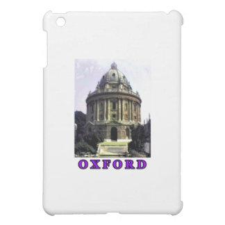 Oxfordschnappschuß 1986 198 lila das MUSEUM Zazzle iPad Mini Hülle