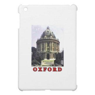 Oxfordschnappschuß 198 Rot 1986 das MUSEUM Zazzle iPad Mini Hüllen