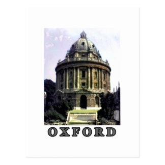 Oxfordschnappschuß 198 Silber 1986 das MUSEUM Postkarte
