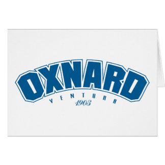 Oxnard 1903 karte