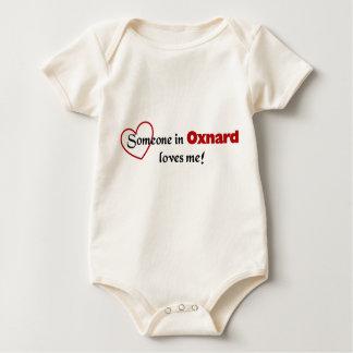 Oxnard Liebe Baby Strampler
