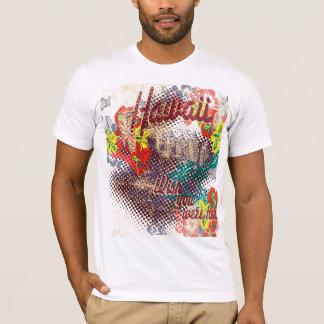 Oxygentees Halo-Junkie-Surfer T-Shirt
