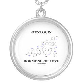 Oxytocin-Hormon der Liebe (Chemie) Amuletten
