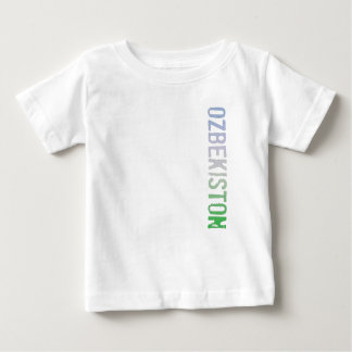Ozbekiston (Usbekistan) Baby T-shirt