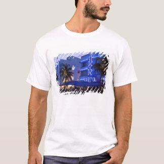 Ozean-Antrieb, Südstrand, Miami Beach, 2 T-Shirt