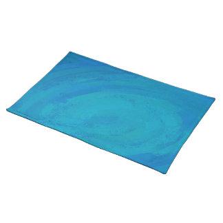 Ozean-Blau Tischset
