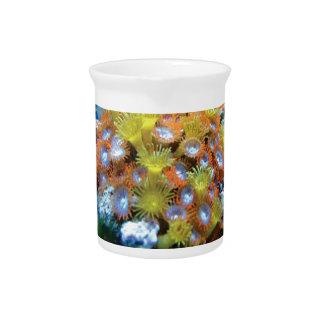 Ozean-Blumen Krug