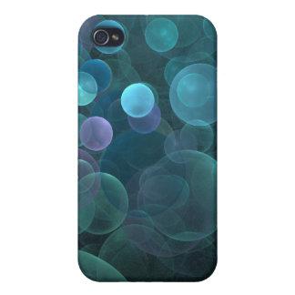 Ozean Bubbls Speck-Kasten iPhone 4 Etuis
