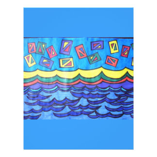 Ozean-Drachen Flyers