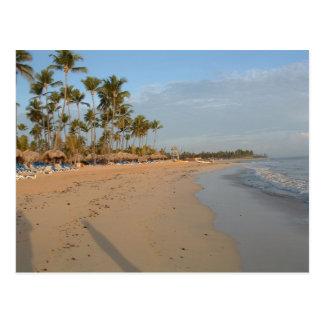 Ozean-Front Postkarte