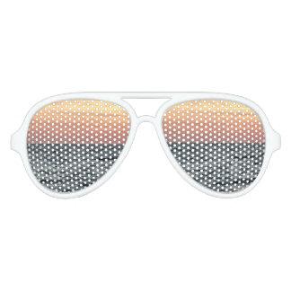 Ozean-Himmel Piloten Sonnenbrillen