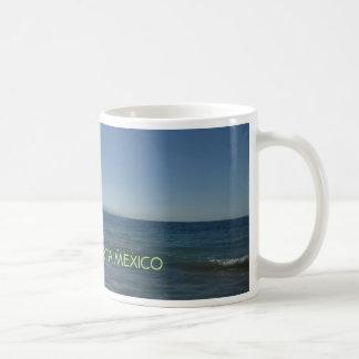 Ozean-Kaffee-Tasse Puerto Vallarta Mexiko Kaffeetasse